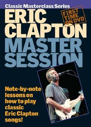 Master Session: Eric Clapton Online DVD Rental