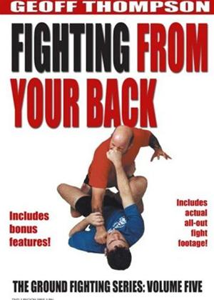 Rent Ground Fighting: Fighting from Your Back Online DVD Rental