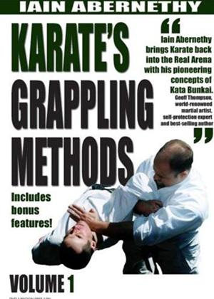 Rent Iain Abernethy's Karate's Grappling Methods: Vol.1 Online DVD Rental