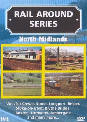 Rent Rail Around Series: North Midlands Online DVD Rental
