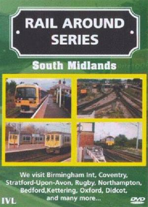 Rail Around Series: South Midlands Online DVD Rental