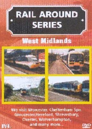 Rail Around Series: West Midlands Online DVD Rental