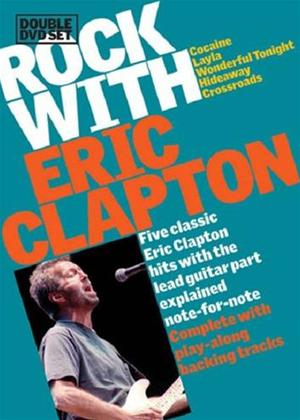 Rent Rock with Eric Clapton Online DVD Rental
