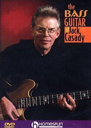 Rent The Bass Guitar of Jack Casady Online DVD Rental