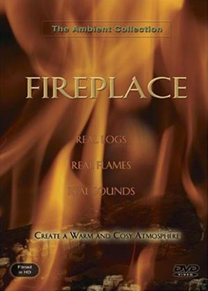 Rent Fireplace: Long Wood Fires with Burning Wood Sounds Online DVD Rental