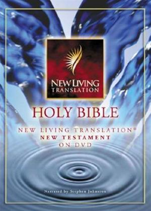 Rent Holy Bible: New Living Translation Online DVD Rental