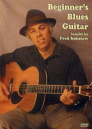 Rent Fred Sokolow: Beginner's Blues Guitar Online DVD Rental