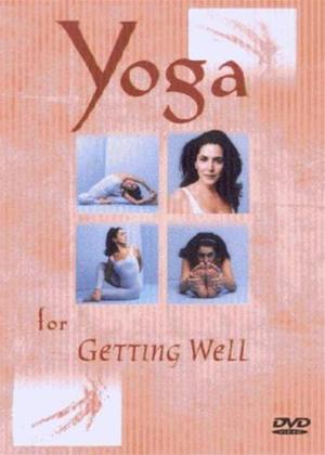 Yoga for Getting Well Online DVD Rental
