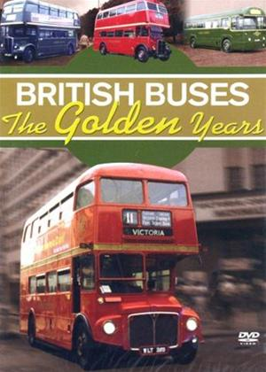 Rent British Buses: The Golden Years Online DVD Rental