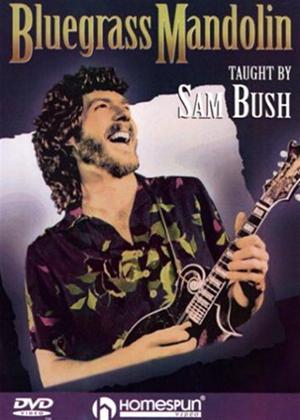 Rent Sam Bush: Bluegrass Mandolin Online DVD Rental