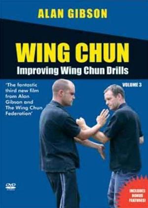 Rent Wing Chun: Improving Wing Chun Drills Online DVD Rental