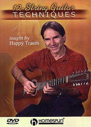 Rent 12-String Guitar Techniques Online DVD Rental