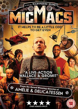 MicMacs Online DVD Rental