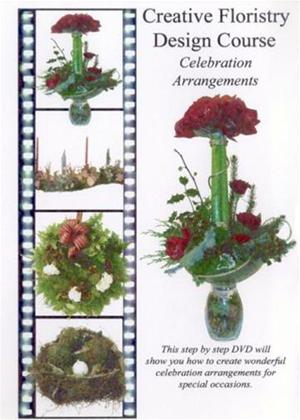Rent Creative Floristry Design Course: Celebration Arrangements: Vol.3 Online DVD Rental
