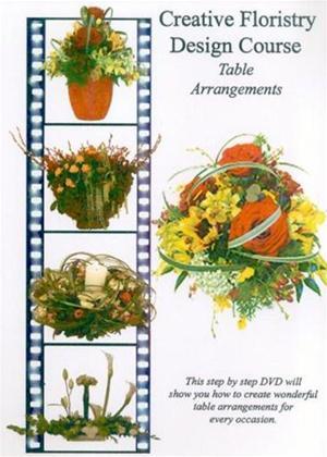 Rent Creative Floristry Design Course: Table Arrangements: Vol.4 Online DVD Rental