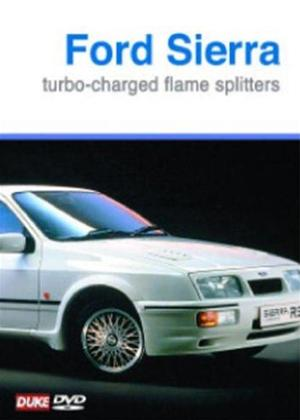 Rent Ford Sierra: Turbo-Charged Flame Splitters Online DVD Rental