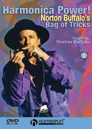 Rent Harmonica Power! 1: Norton Buffalo's Bag of Tricks Online DVD Rental