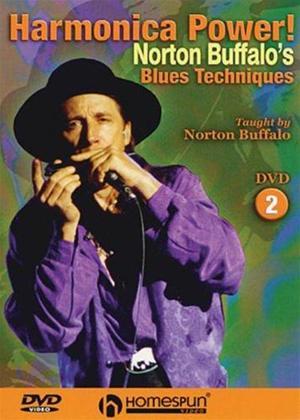Rent Harmonica Power! 2: Blues Techniques Online DVD Rental