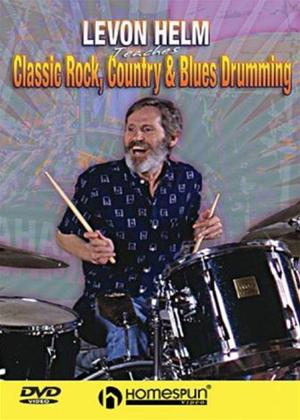 Rent Levon Helm Teaches Classic Rock, Country and Blues Drumming Online DVD Rental