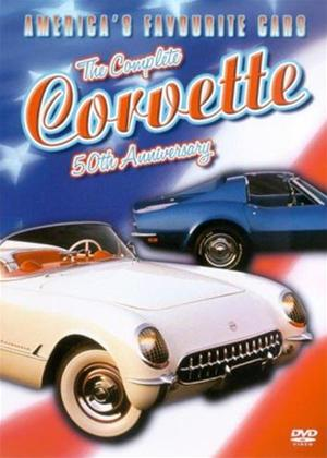 America's Favourite Cars: The Complete Corvette 50th Anniversary Online DVD Rental