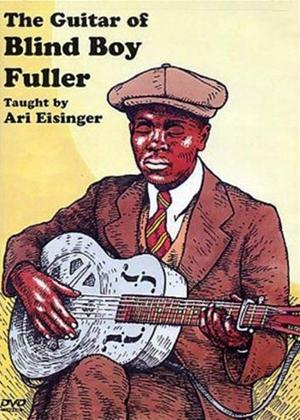 Rent Ari Eisinger: Guitar of Blind Boy Fuller Online DVD Rental