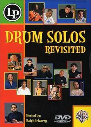 Rent Ralph Irizarry: Drum Solos Revisited Online DVD Rental