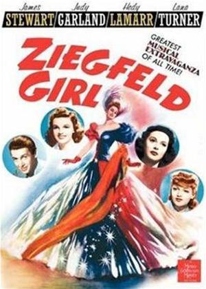 Rent Ziegfeld Girl Online DVD Rental