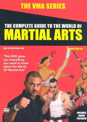 Rent The Complete Guide to the World of Martial Arts Online DVD Rental