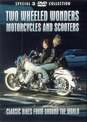 Rent Two Wheeled Wonders: Motorcycles and Scooters Online DVD Rental