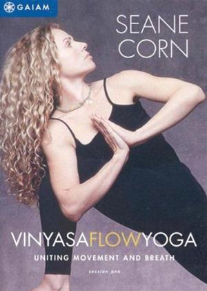 Vinyasa Flow Yoga Session 1 Online DVD Rental