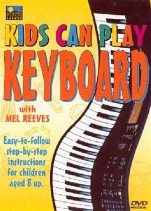 Kids Can Play Keyboard Online DVD Rental