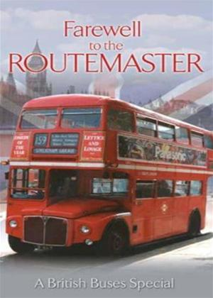 Rent Farewell to The Routemaster: The Last Days of The Famous London Bus Online DVD Rental