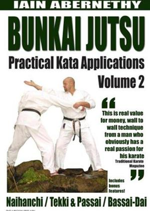 Rent Iain Abernethy's Bunkai Jutsu: Vol.2 Online DVD Rental
