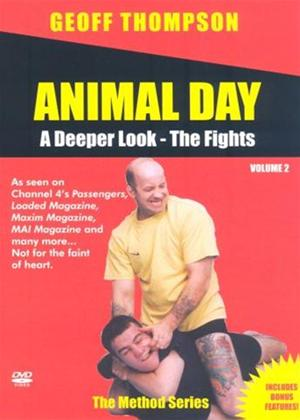 Rent Animal Day 2: Deeper Look: The Fights Online DVD Rental