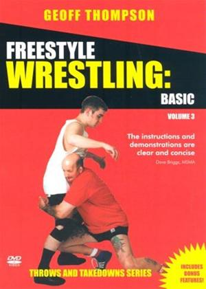 Rent Throws and Takedowns: Freestyle Wrestling Basic Online DVD Rental