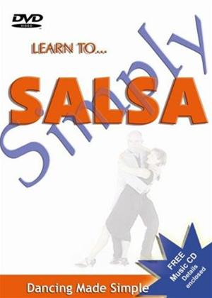 Learn to Simply Salsa Online DVD Rental