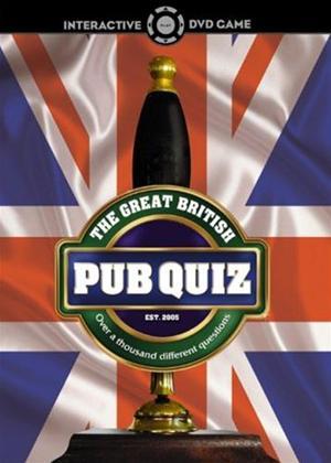 The Great British Pub Quiz Online DVD Rental