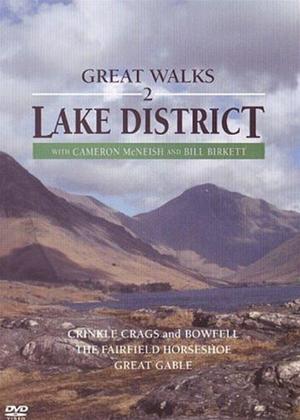 Great Walks 2: Lake District Online DVD Rental