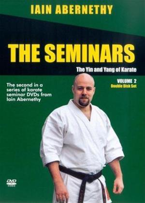 Rent Iain Abernethy: The Ultimate Karate Seminars: Vol.2 Online DVD Rental