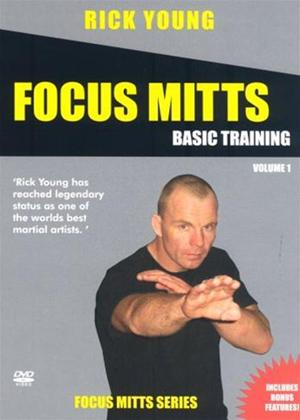 Rent Rick Young: Ultimate Focus Mitts Training Online DVD Rental