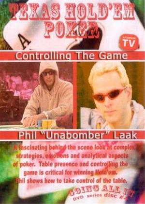Rent Texas Hold Em Poker: Vol.4: Controlling the Game Online DVD Rental