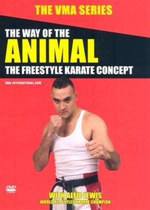 Alfie Lewis: The Way of The Animal Online DVD Rental