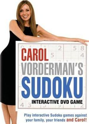 Sudoku Interactive: Carol Vordeman Online DVD Rental