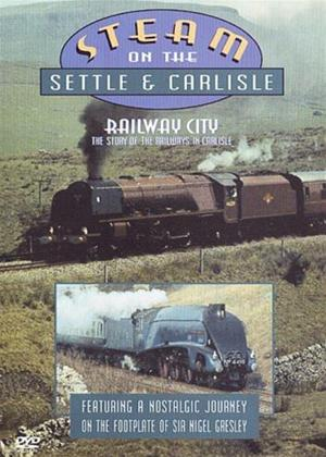 Rent Steam on the Settle to Carlisle/Railway City Online DVD Rental