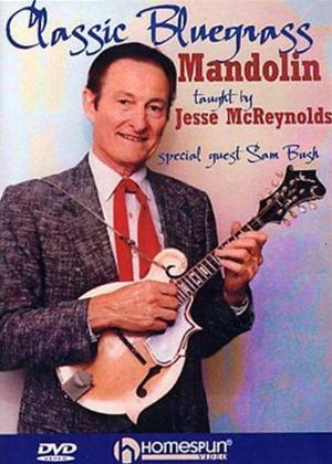 Rent Jesse McReynolds: Classic Bluegrass Mandolin Online DVD Rental