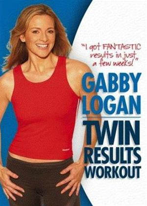 Rent Gabby Logan: Twin Results Workout Online DVD Rental