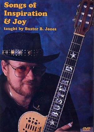 Buster B. Jones: Songs of Inspiration and Joy Online DVD Rental