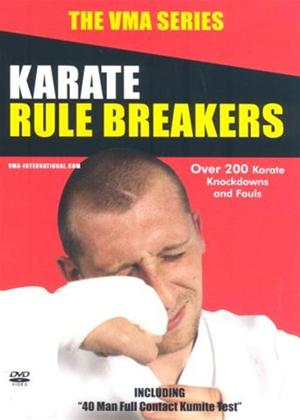 Rent Karate Rule Breakers 1 Online DVD Rental