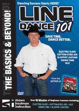 Rent Line Dance 101 Online DVD Rental