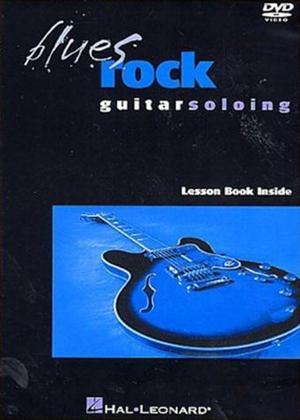Rent Mat Gurman: Blues Rock Guitar Soloing Online DVD Rental